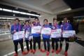 Luar Biasa…!!! Pelajar Indonesia Rebut Medali Emas di Kejuaraan Karate Internasional