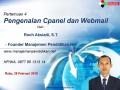 04 Modul 4 Mengenal Cpanel dan Webmail – Workshop Online Free Pembuatan Website Sekolah