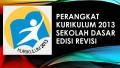 Rangkuman Kurikulum 2013 Edisi Revisi (K13) Sekolah Dasar