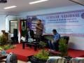 Membangun Kepemimpinan Bisnis dalam Era Disruptif dalam Seminar Nasional Universitas Muhammadiyah Tangerang 2018