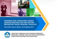 Deseminasi Hasil Pengalaman Terbaik Kegiatan Pemilihan Guru SMA dan SMK Menginspirasi Guru Indonesia