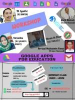 """""""Workshop Google Apps For Education"""""""